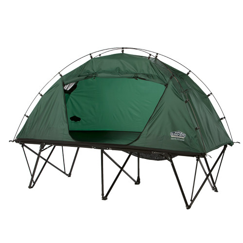 Click here to buy Tent Cot Collapsible Combo Tent Cot by Tent Cot.