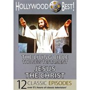 Hollywood Best! The Living Bible: The New Testament Jesus The Christ by