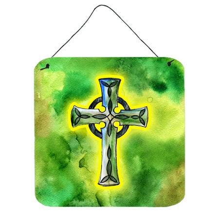 Irish Celtic Cross Wall or Door Hanging Prints BB5764DS66