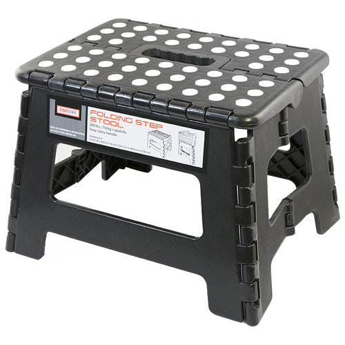 Stout Stuff Folding Step Stool