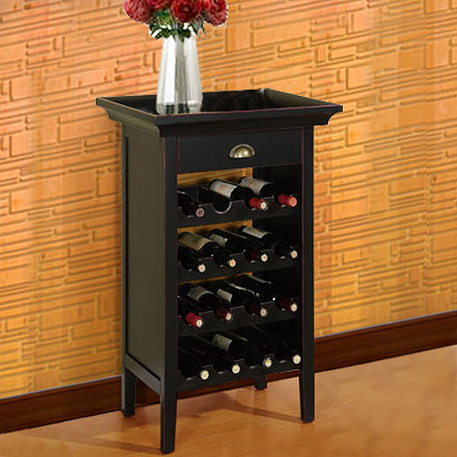 what is the height of kitchen cabinets powell wooden wine cabinet black and merlot walmart 9863
