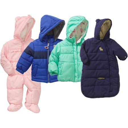 Child of Mine by Carter;s Newborn and Toddler Boy and Girl Outerwear Collection