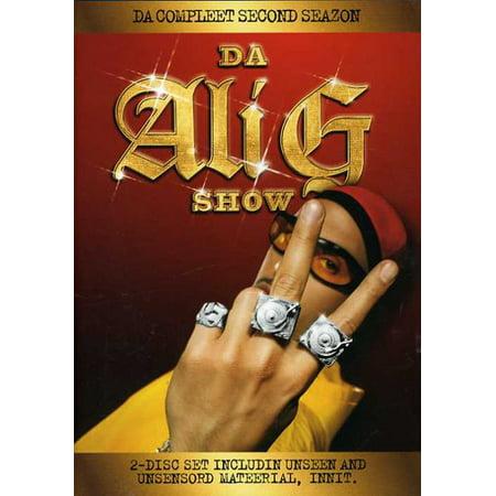 Da Ali G Show: Da Compleet Second Seazon (Ali G Halloween)