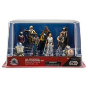 Disney Star Wars: The Rise of Skywalker Deluxe Play Set The Resistance New Box
