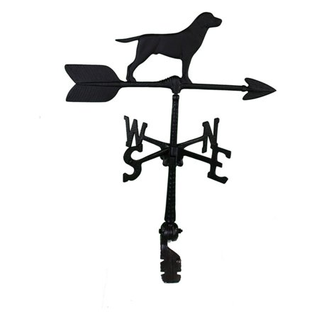 Retriever Weathervane - 24 - Golden Retriever Weathervane