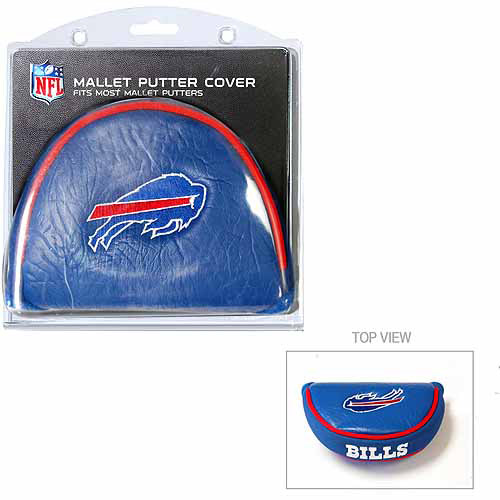 Team Golf NFL Buffalo Bills Golf Mallet Putter Cover