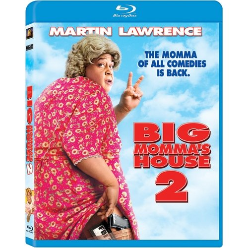 Big Momma's House 2 (Blu-ray) (Widescreen)