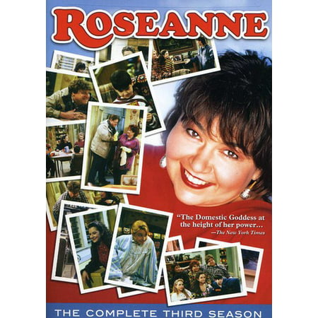 Roseanne The Complete Third Season (DVD)