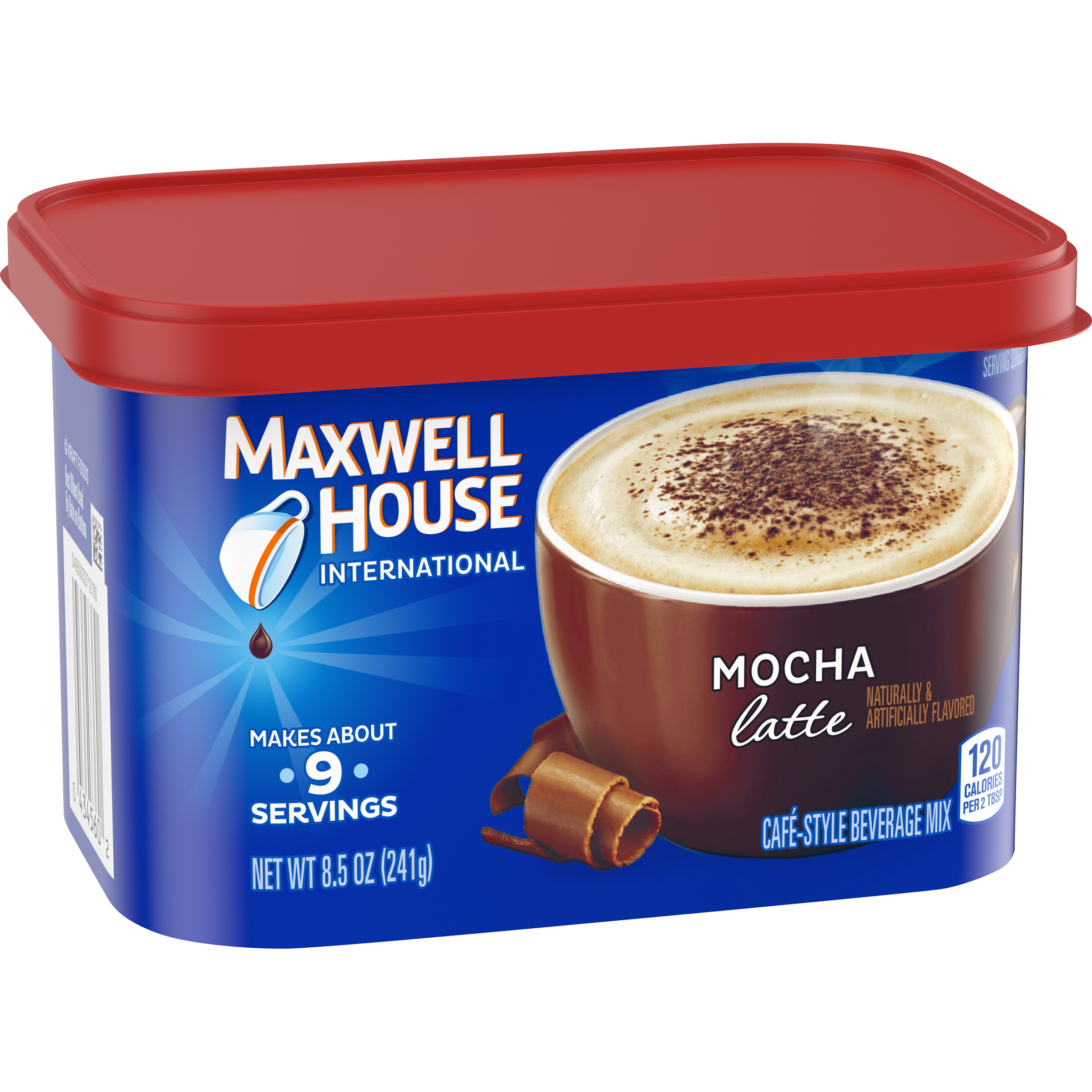Maxwell House International Mocha Latte Cafe Style