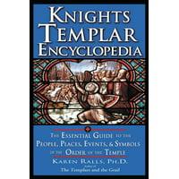 Knights Templar Encyclopedia (Paperback)