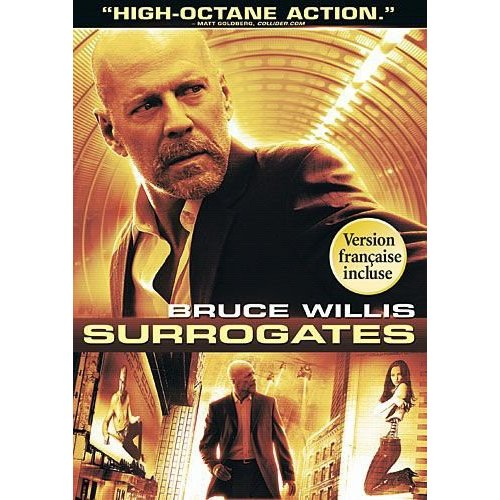 SURROGATES (DVD/WS 2.40/SP-FR-BOTH)