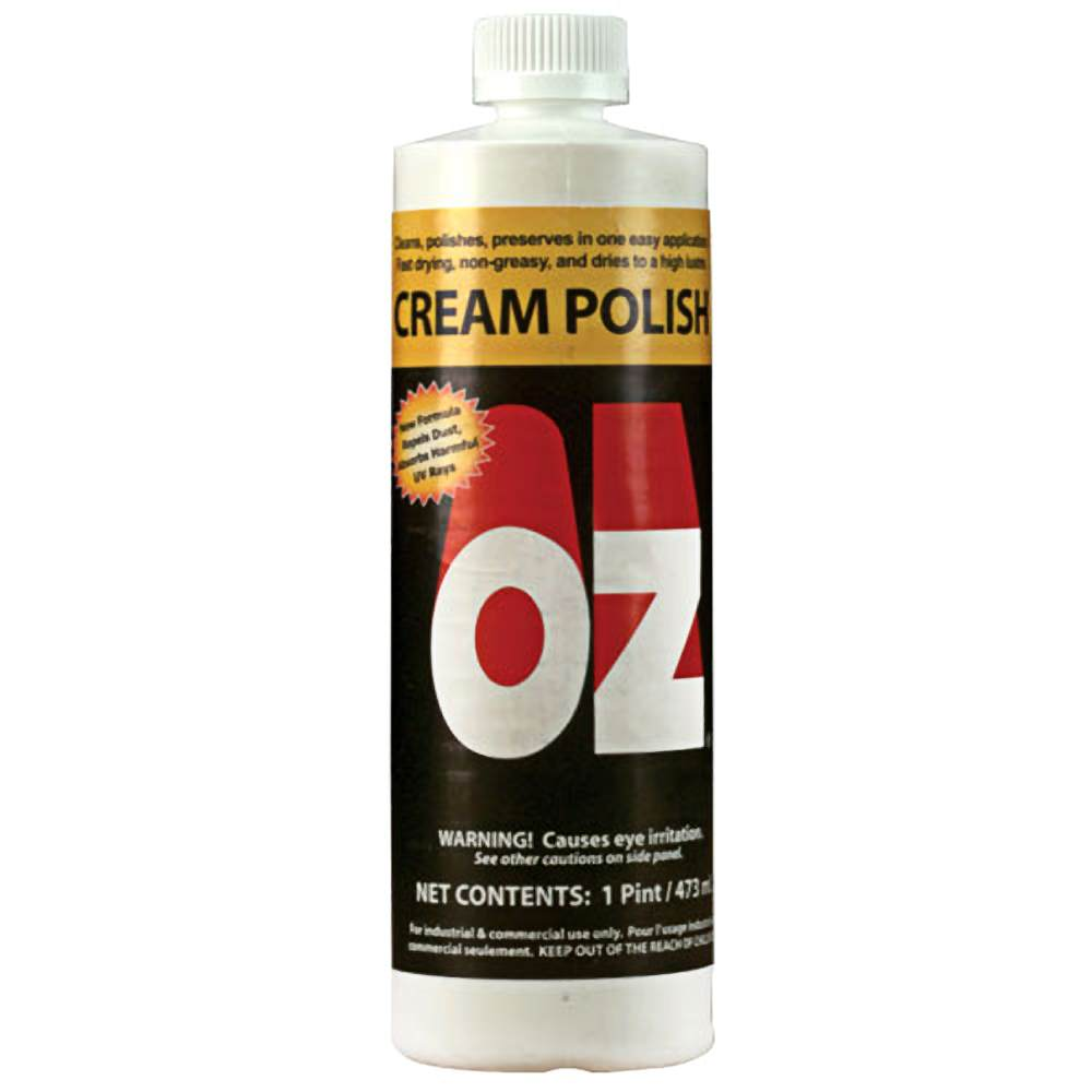 Behlen Oz Cream Polish, 1 Pint/473Ml