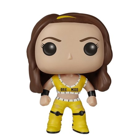 Pop Wwe Brie Bella Action Figure  Check Out The Other Wwe Figures From Funko  By Funko