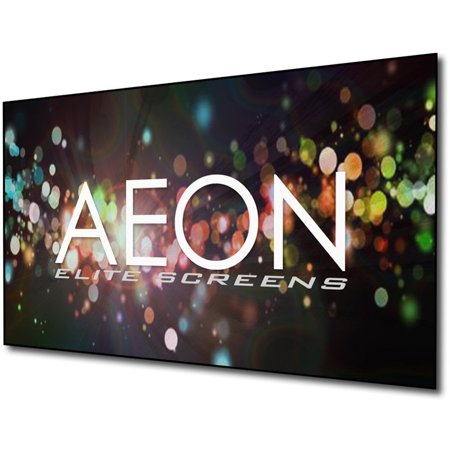 EliteScreens Aeon, 138-inch 4K Home Theater Fixed Frame EDGEAR138WH2-WIDE