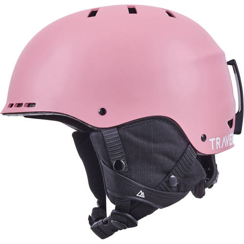 Traverse Vigilis Ski and Snowboard Helmet, Multiple Colors and Sizes Available by Traverse