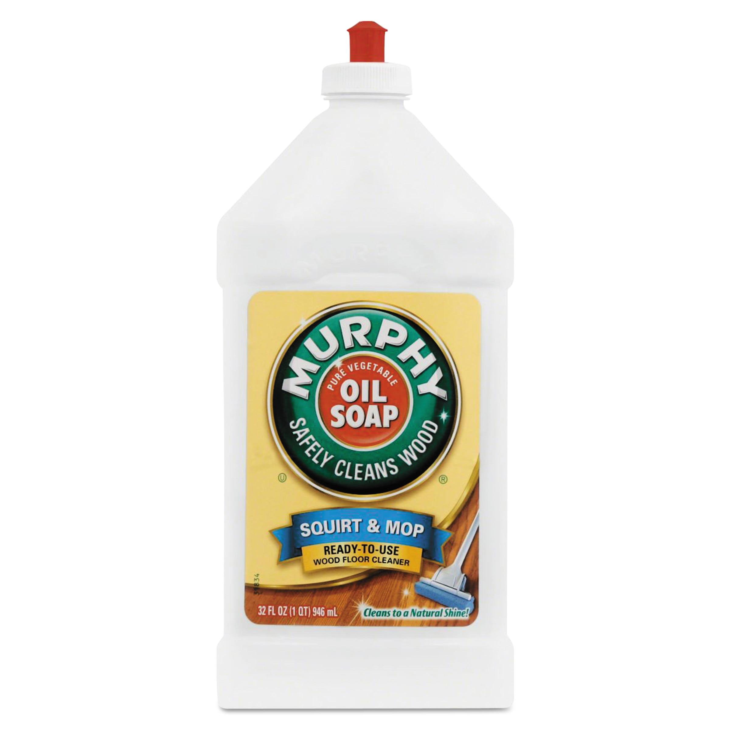 Murphy's Oil Soap Wood Cleaner, Original - 32 fl oz