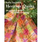 Kaffe Fassett's Heritage Quilts (Paperback)