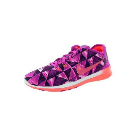 3bd595ea3ea82 Nike Women s Free 5.0 Tr Fit 5 Prt Training Shoe Training Shoe. Average  rating 0out of5stars
