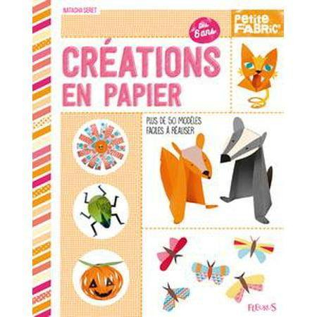 Créations en papier - eBook - Masque Halloween En Papier