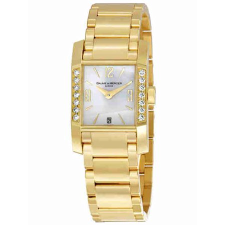 Watch Mercier Diamant 8698 Baume And Ladies 6vY7gyfImb