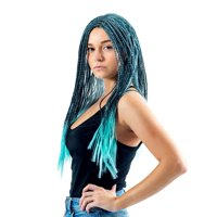 Adult Deluxe Descendants 2 Uma Cosplay Costume Wig
