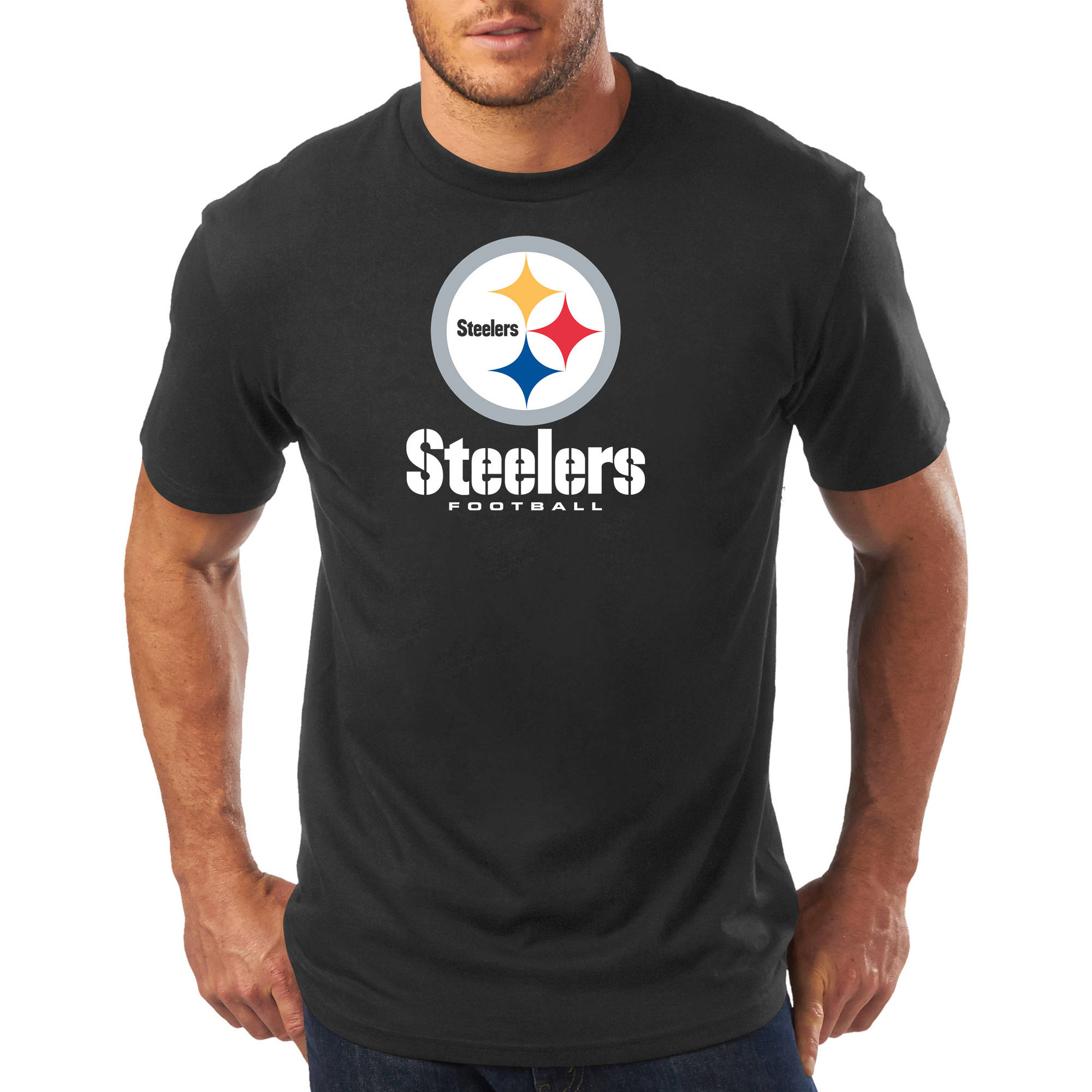Men's NFL Pittsburgh Steelers Short Sleeve Tee