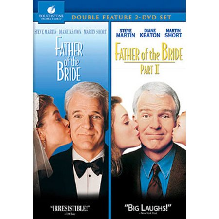 Father Of The Bride / Father Of The Bride 2 (DVD) (Father Of The Bride Handkerchief)