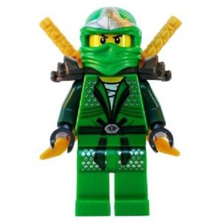LEGO Ninjago Lloyd ZX - Green Ninja Minifigure