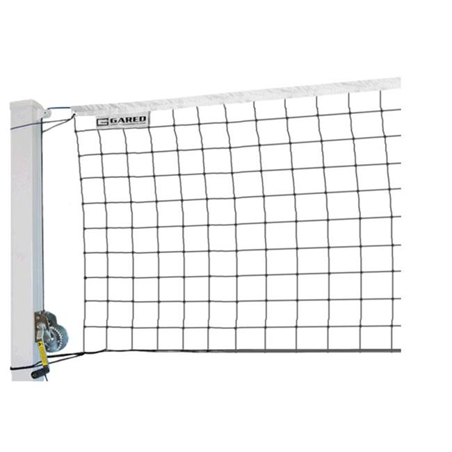 Gared Sports ODVBNET 32 ft. x 3 ft.  2 MM Poly Outdoor Volleyball Net - for use with ODVB Standards