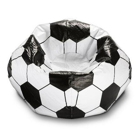 Ace Casual Furniture Soccer Ball Bean Bag Chair