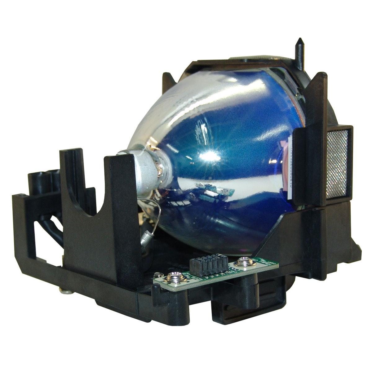 Lutema Economy Bulb for Panasonic PT-D6000LS Projector (Lamp with Housing) - image 2 de 5