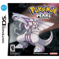 Nintendo DS Pokemon Pearl Version Role-Playing Video Game