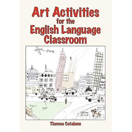Art Activities for the English Language Classroom](Classroom Direct Promo Code)