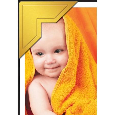Self-Adhesive Photo Corners 252/Pkg-Gold -