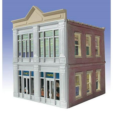 O Ameri-Towne: Clare's Furniture 2-Story Building Kit