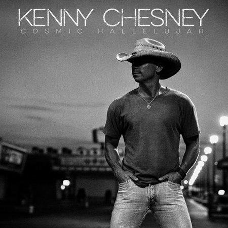 Kenny Chesney - Cosmic Hallelujah (CD) (Kenny Chesney Halloween)