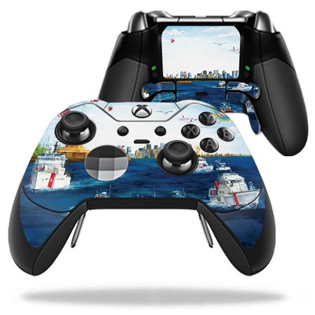 Skin For Microsoft Xbox One Elite Controller - Standing Watch | MightySkins Protective, Durable, and Unique Vinyl Decal wrap cover | Easy To Apply, Remove, and Change Styles
