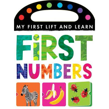 First Number Board Book (1st Numbers (Board Book))