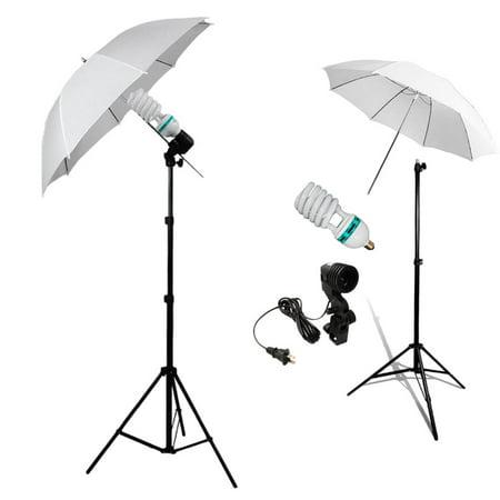 cfed1f5bc429 Portable Photo Studio Continuous Lighting One Umbrella Lamp ...