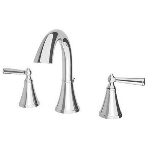 Pfister Saxton Widespread Bathroom Faucet with Metal Pop-Up Assembly, Available in Various Colors by Price-Pfister
