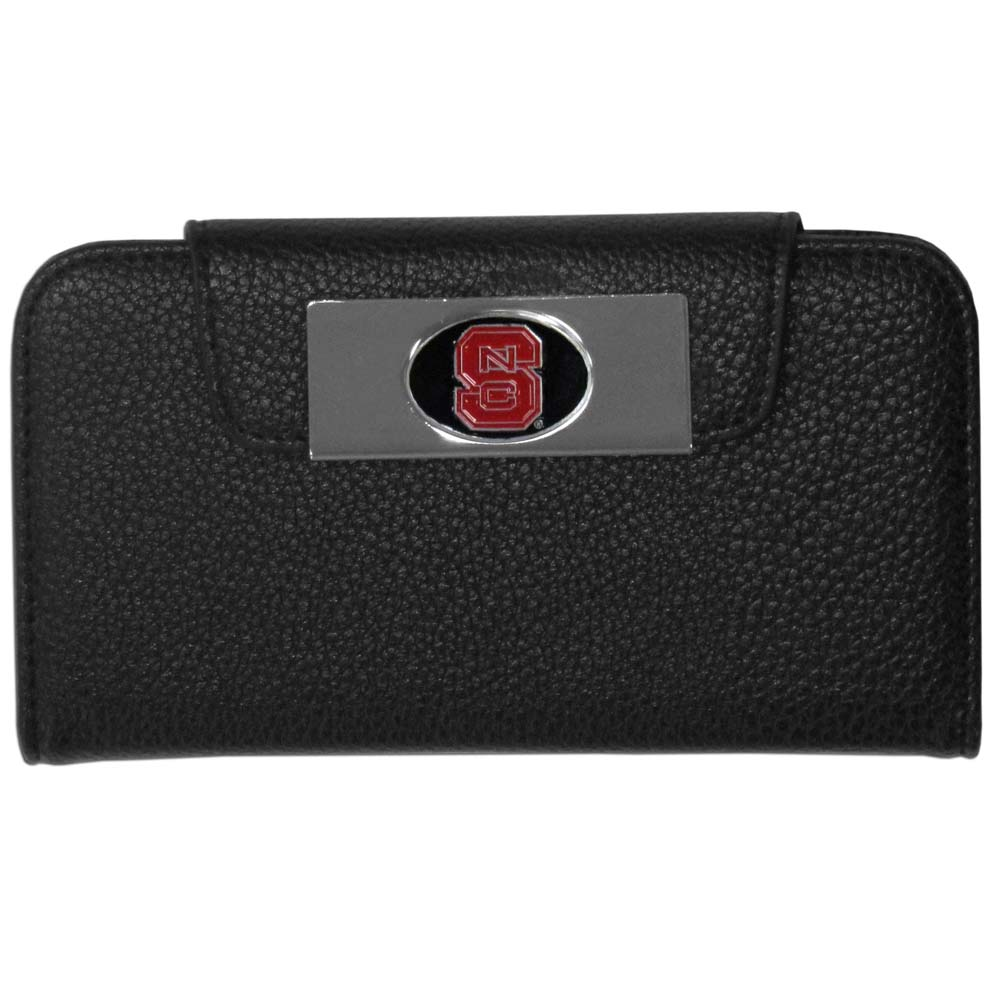 NC State Wolfpack iPhone 5/5S Wallet Case (F)
