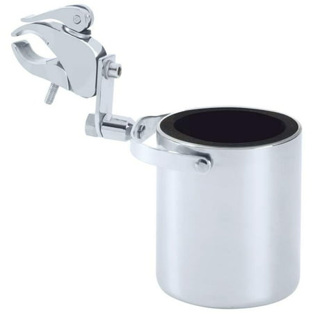 Iron Horse™ Stainless Steel Motorcycle Cup Holder (Motorcycle Cup Holder)
