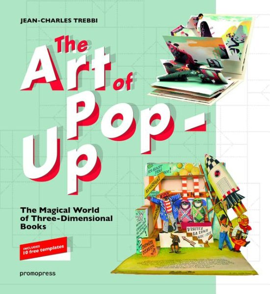 The Art of Pop-Up by Promopress