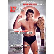 International Pro Wrestling Wars (DVD) by JADAT SPORTS