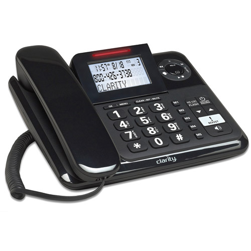 Clarity E814 40DB Amplified Corded Phone