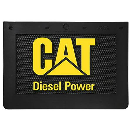 Semi Mud Flaps >> Caterpillar Cat Diesel Power 20 X 14 Semi Truck Mud Flaps Splash Guards Pair