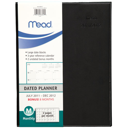 Mead Dated Planner