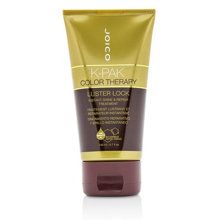 Joico K-Pak Color Therapy Luster Lock Instant Shine & Repair Treatment-140Ml/4.7Oz
