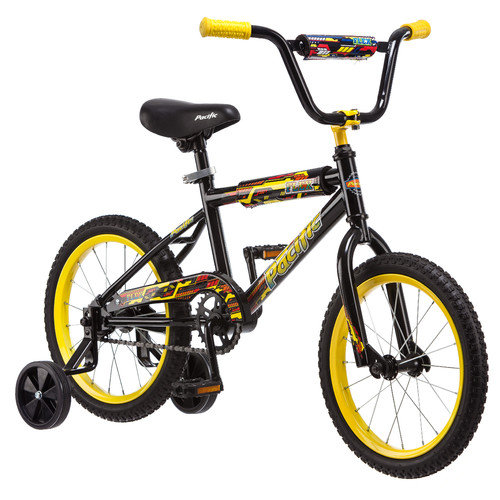 Pacific Cycle Boy's 16'' Flex Bike