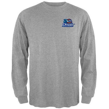 Missouri River Otters - Dual Logo Long Sleeve T-Shirt